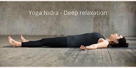 Yoga Nidra  - Deep relaxation Tickets
