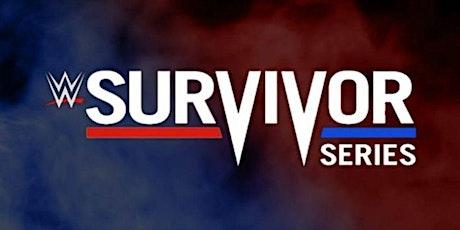 WWE SURVIVOR SERIES VIEWING PARTY tickets