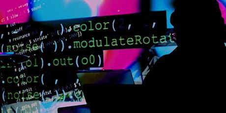 Atelier live coding avec Supercollider billets