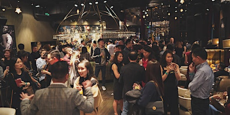 「One Night in No.9」After-Work Networking Party 摩登奢享社交之夜 tickets