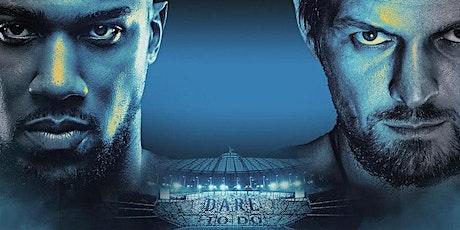 StrEams@!.Joshua V Usyk FIGHT LIVE ON 25 SEP 2021 tickets