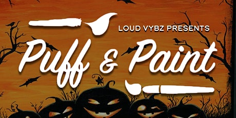 Puff and Paint with @LoudVybz tickets