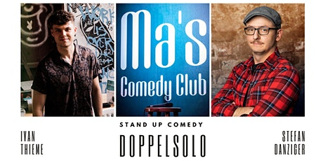 Stand-UP Comedy Doppel Solo mit Stefan Danziger & Ivan Thieme Tickets