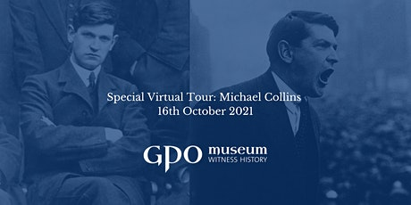 Virtual Michael Collins Tour tickets