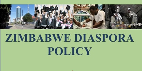 Zimbabwe Diaspora Policy Review Outreach tickets