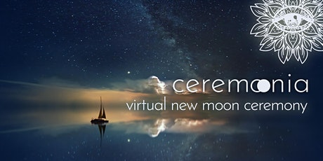 Virtual new moon ceremony tickets