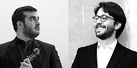 I Venerdì del Festival - Duo Stefano Musso-Bastian Loewe biglietti