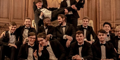 Trinitones Trinity College a cappella ensemble at St. Mel's Cathedral Crypt tickets