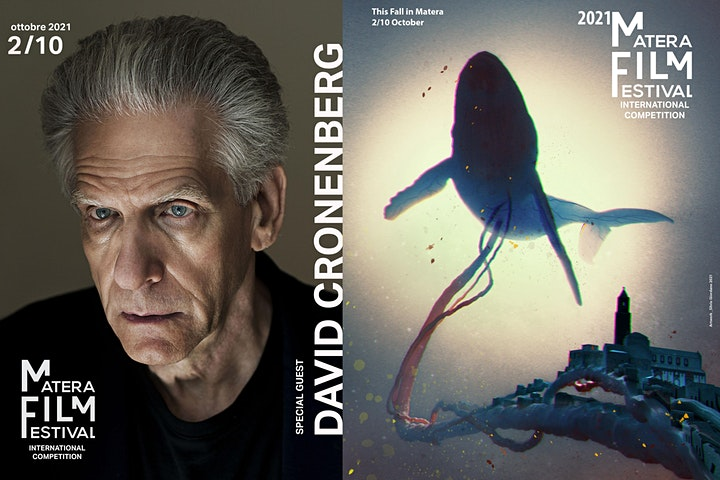 Immagine Retrospettiva David Cronenberg_Beyond Borders/Oltre il confine