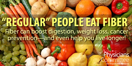 Digestive Health - Plant-Based Nutrition and Cooking Class tickets