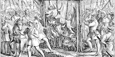 Bodysnatching, Burnings  and Beheadings: a walk into the City's grisly past tickets