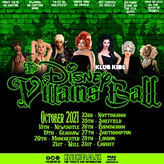 KLUB KIDS LONDON presents THE DISNEY VILLAINS BALL (ages 14+) tickets
