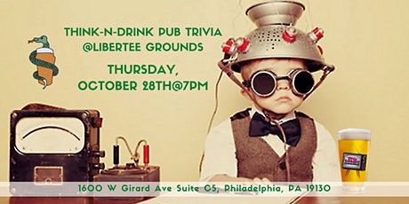 Think-N-Drink Pub Trivia at Libertee Grounds tickets