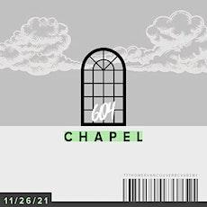 604 Chapel tickets
