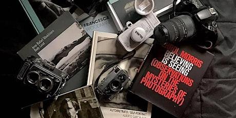 Charla Gratuita: Proyectos Fotográficos desde la literatura y la escritura entradas