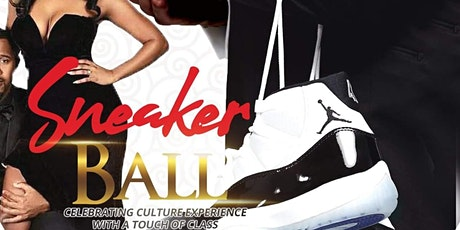 """Madison's First Annual Sneaker Ball """"Presented by Cakes"""" tickets"""