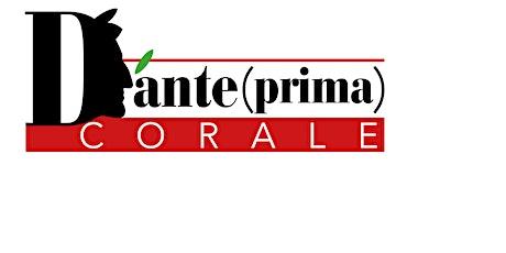 D'ante (prima) Corale - Ferrara 10 ottobre biglietti