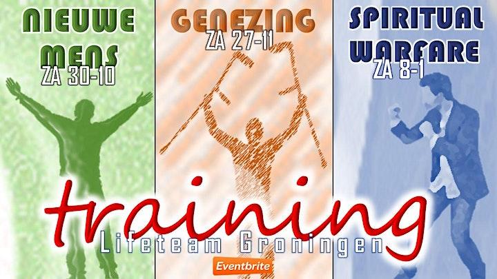 Afbeelding van Genezing training (@Groningen stad)