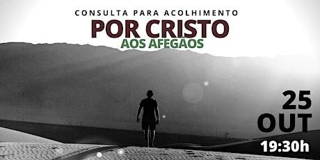 Consulta para Acolhimento - Por Cristo aos Afegãos Belo Horizonte ingressos