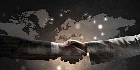8 Business Networking Virtual Meeting biglietti