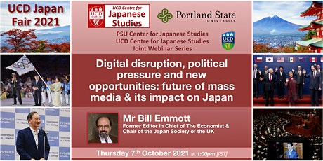 Digital disruption, political pressure and new opportunities tickets
