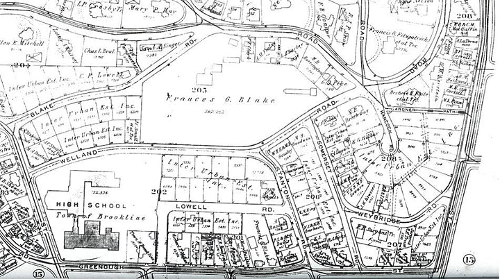 Blake Park: History of a Neighborhood image