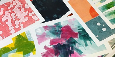 Weekend Monoprinting Course with Paul Barwise tickets