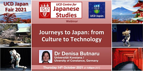 Journeys to Japan: from Culture to Technology tickets