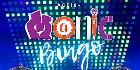 Manic Bingo (1898) tickets