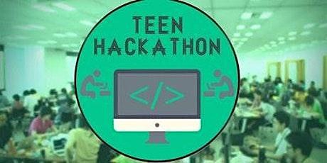 TeenHackathon.com Small Group iOS Mobile App Development Practice Free Food tickets