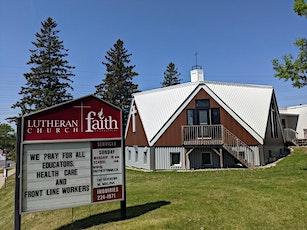 FAITH LUTHERAN CHURCH   Service Registration tickets