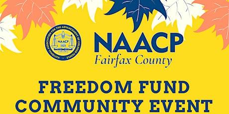 Virtual Freedom Fund Community Event tickets