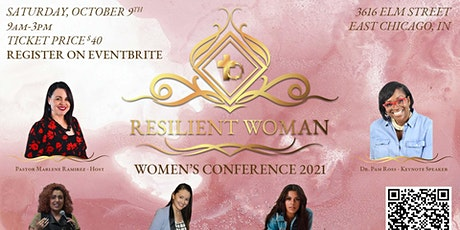 Resilient Woman | Women's Conference 2021 tickets