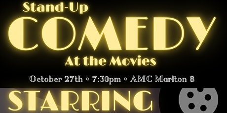 Stand-Up Comedy at the Movies tickets