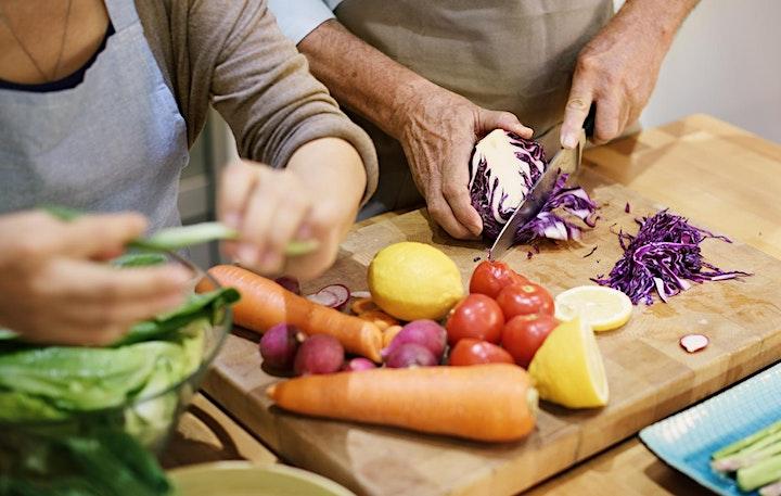 Virtuelles Kochen: Bild