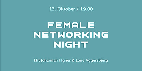 Female Networking Night Tickets