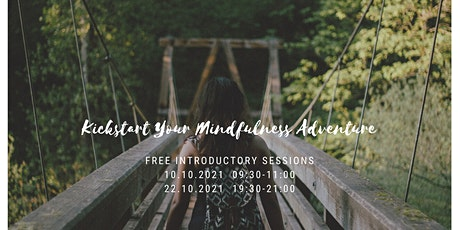 Free: A Taste of Mindfulness tickets