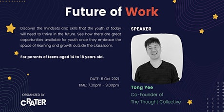 Future of Work [Webinar] tickets