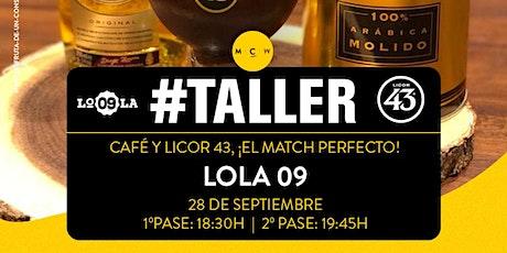 CAFÉ Y LICOR 43, ¡EL MATCH PERFECTO! entradas