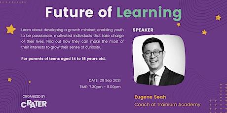 Future of Learning [Webinar] tickets