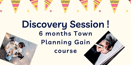 Discovery Session  6 Month Planning Gain Progamme tickets