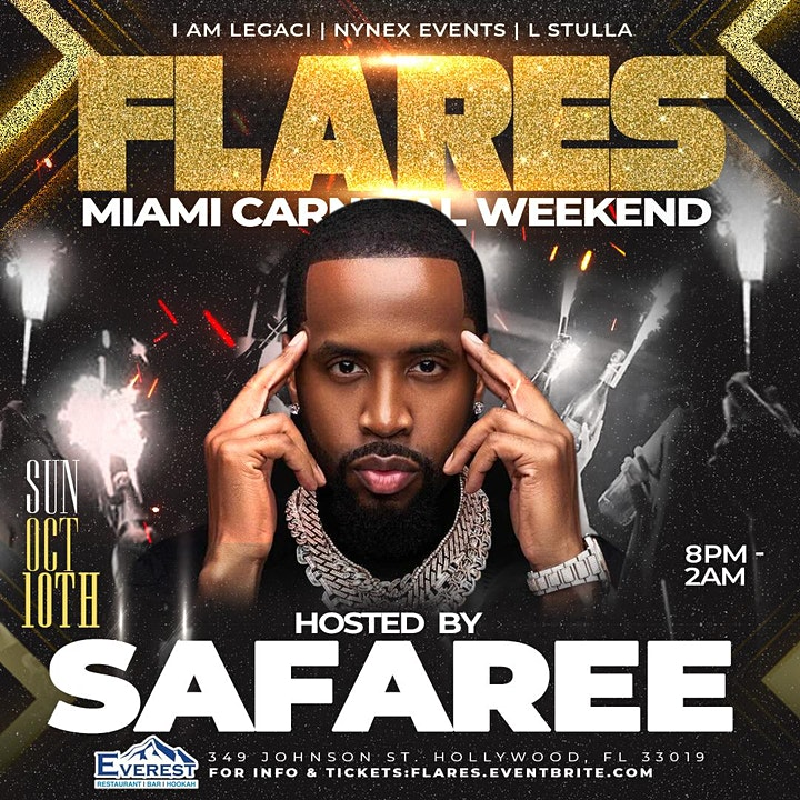 MIAMI CARNIVAL 2021  COLUMBUS DAY WEEKEND INFO ON ALL THE HOTTEST PARTIES image