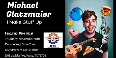Comedy Night At Bare Arms Brewing tickets
