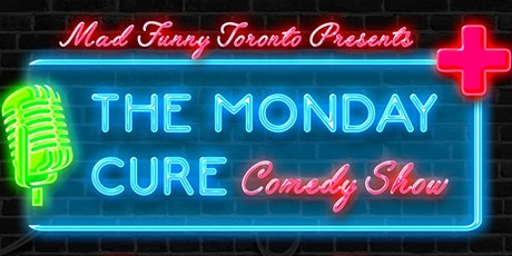 The Monday Cure Comedy Show tickets