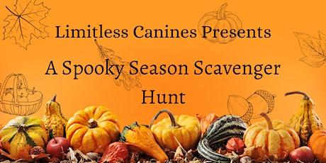 Spooky Season Scavenger Hunt tickets