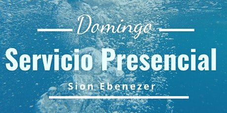 Servicio Presencial Domingo 26/09/2021 tickets