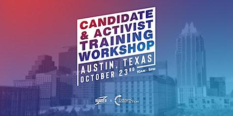 Texas Candidate & Activist Training Workshop tickets