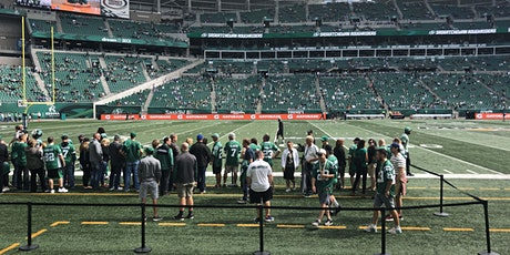 Draw for Sask Roughrider tickets (Oct 9th vs Calgary Stampeders) tickets