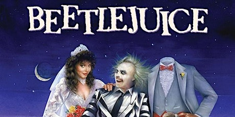 BEETLEJUICE (PG)(1988) Drive-In 7:15 pm (Oct. 21 to 24) tickets