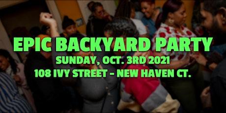 Dear Summer: Epic Backyard Party tickets